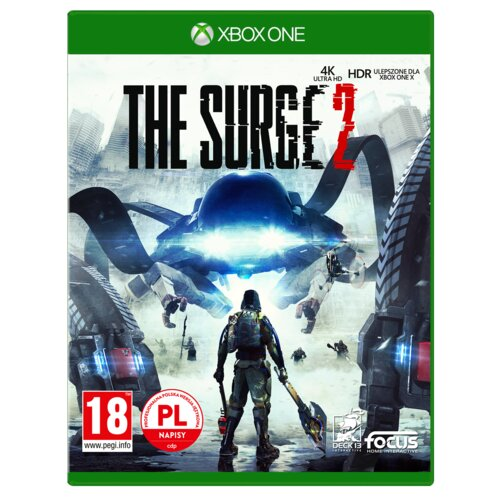 The Surge 2 Gra XBOX ONE (Kompatybilna z Xbox Series X)