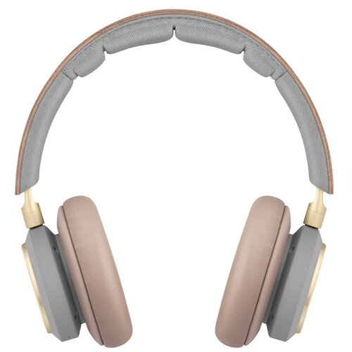 Słuchawki nauszne BANG & OLUFSEN Beoplay H9 ANC Brązowo-złoty