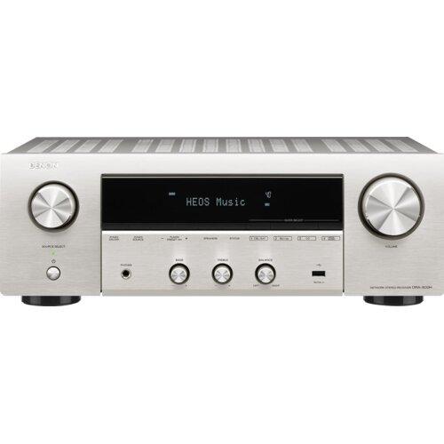 Amplituner DENON DRA-800H Srebrny