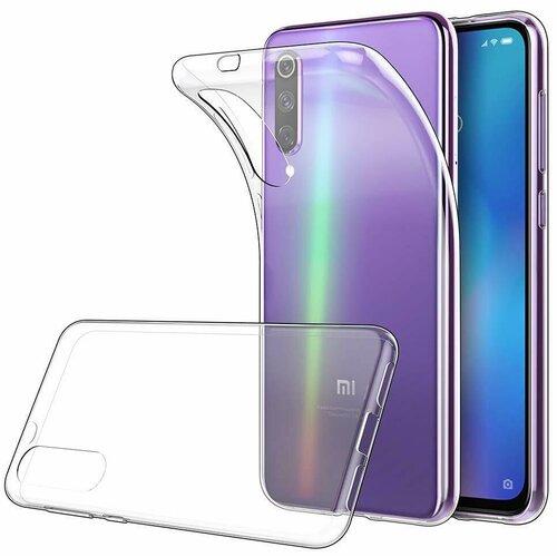 Etui MERCURY Jelly Case do Xiaomi Mi 9 SE Przezroczysty
