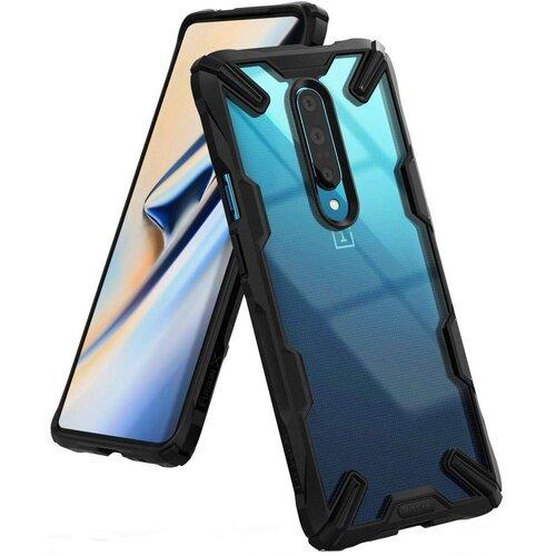 Etui RINGKE Fusion X do OnePlus 7 Pro Czarny