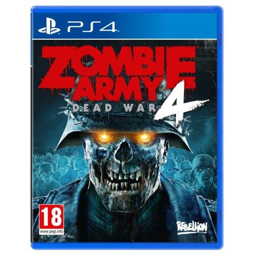 Zombie Army 4: Dead War Gra PS4 (Kompatybilna z PS5)