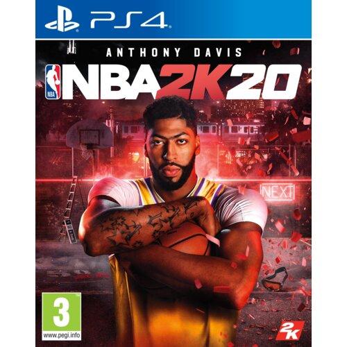 NBA 2K20 Gra PS4 (Kompatybilna z PS5)