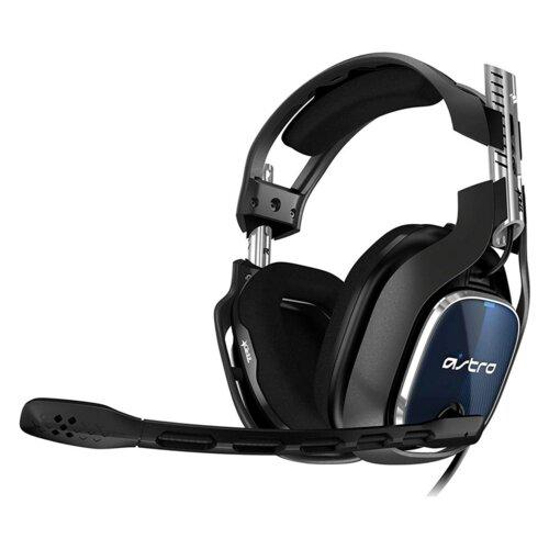 Słuchawki ASTRO A40 TR PS4 Czarno-niebieski