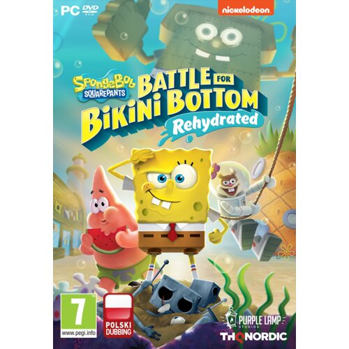 Spongebob Squarepants: Battle for Bikini Bottom - Rehydrated Gra PC