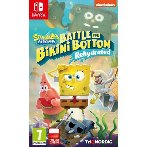 Spongebob Squarepants: Battle for Bikini Bottom - Rehydrated Gra NINTENDO SWITCH