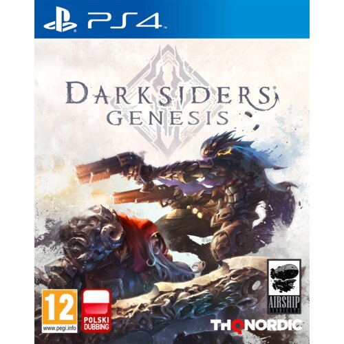 Darksiders: Genesis Gra PS4 (Kompatybilna z PS5)