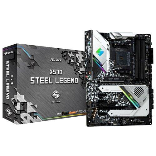 Płyta główna ASROCK X570 Steel Legend