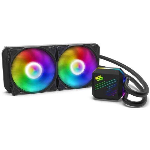 Chłodzenie wodne SILENTIUM PC Navis Evo ARGB 240