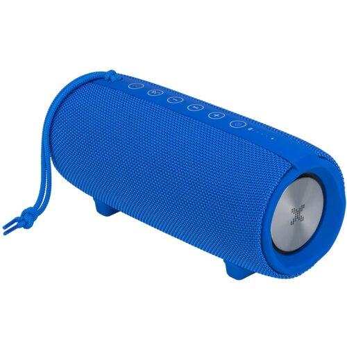 Głośnik mobilny XMUSIC BTS800B Niebieski Bluetooth AUX powerbank