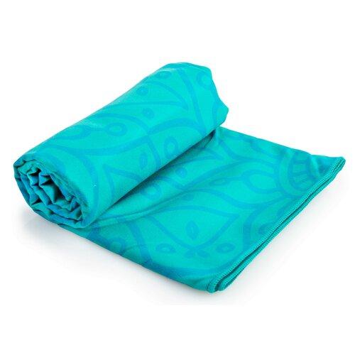 Ręcznik szybkoschnący SPOKEY Mandala Towel Turkusowy