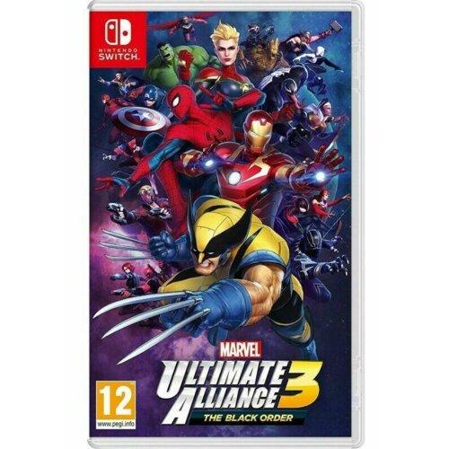 Marvel Ultimate Alliance 3: The Black Order Gra NINTENDO SWITCH