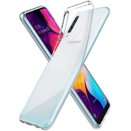 Etui MERCURY Clear Jelly do Samsung Galaxy A50 A505 Przezroczysty