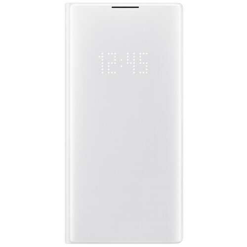 Etui SAMSUNG Led View Cover Galaxy Note 10 Plus Biały