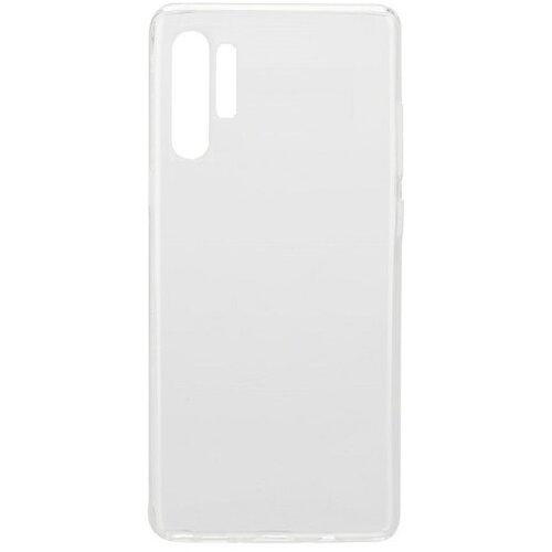 Etui BACK CASE do Samsung Galaxy Note 10 Plus Transparentny
