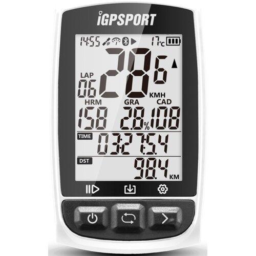 Licznik rowerowy IGPSPORT GPS IGS50E/W