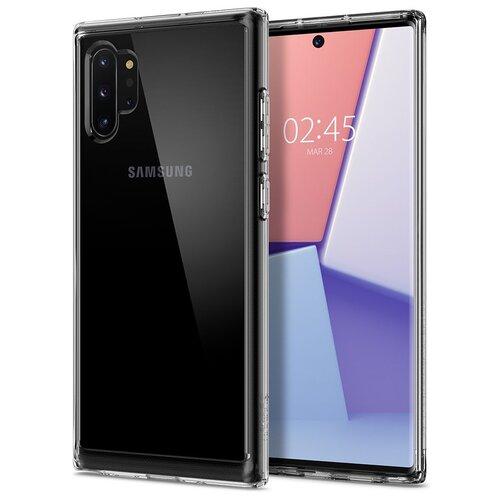 Etui SPIGEN Ultra Hybrid do Samsung Galaxy Note 10 Plus Przezroczysty