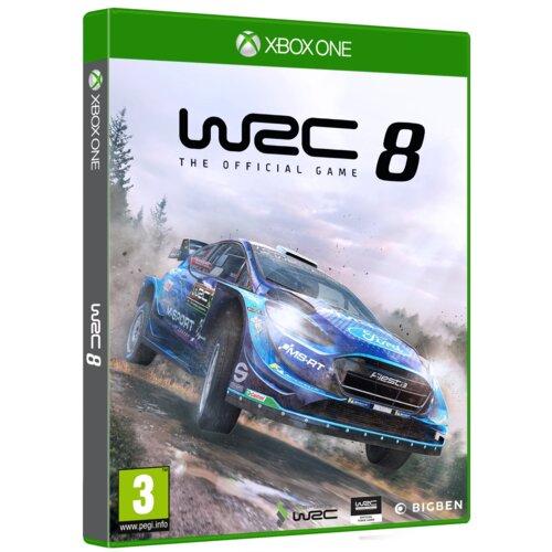 WRC 8 Gra XBOX ONE (Kompatybilna z Xbox Series X)