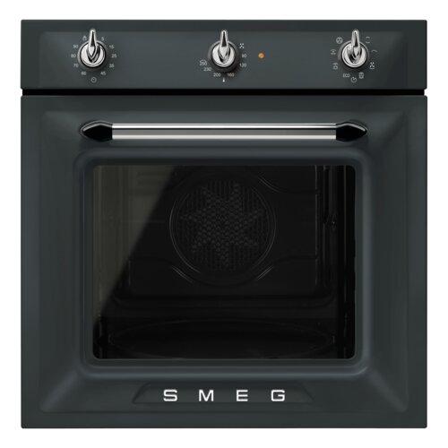 Piekarnik SMEG SF6905NO1 Elektryczny Czarny A