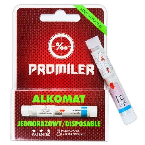 Alkomat PROMILER Jednarozowy 26.40.33.0