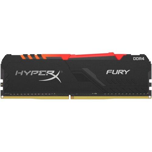 Pamięć RAM HYPERX Fury RGB 16GB 3466MHz