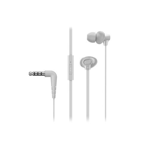 Słuchawki dokanałowe PANASONIC RP-TCM130-K Biały