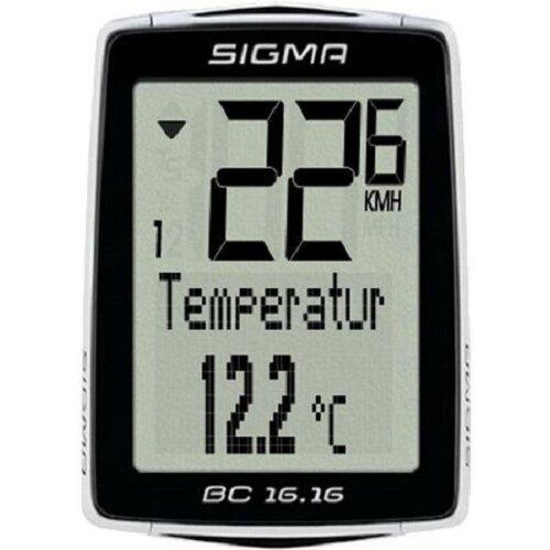 Licznik rowerowy SIGMA BC 16.16