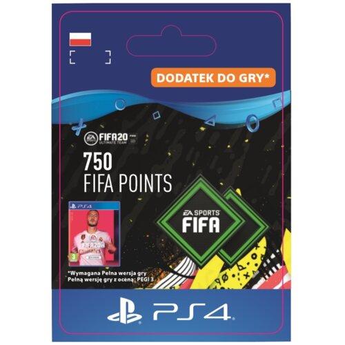 Kod aktywacyjny FIFA 20 Ultimate Team - 750 punktów