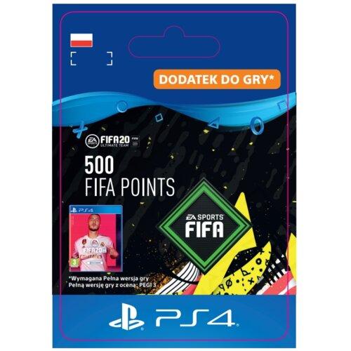 Kod aktywacyjny FIFA 20 Ultimate Team - 500 punktów