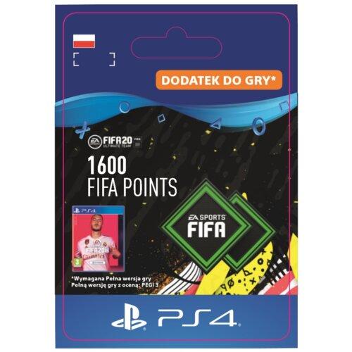 Kod aktywacyjny FIFA 20 Ultimate Team - 1600 punktów