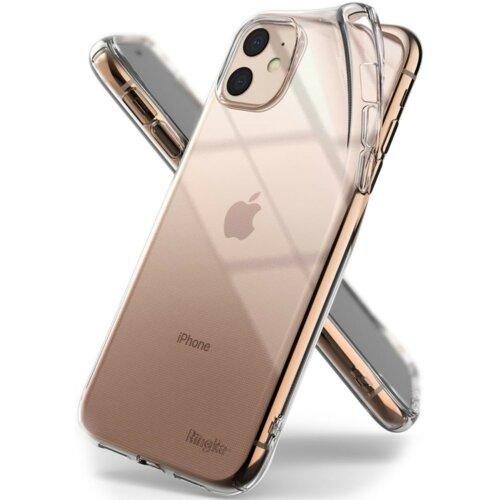Etui RINGKE Air do Apple iPhone 11 Przezroczysty