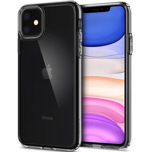 Etui SPIGEN Ultra Hybrid do Apple iPhone 11 Transparentny