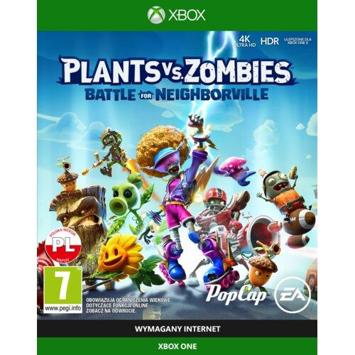 Plants vs. Zombies: Battle for Neighborville Gra XBOX ONE (Kompatybilna z Xbox Series X)