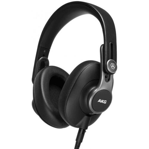 Słuchawki nauszne AKG K371 Czarny