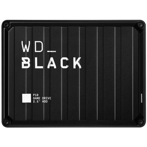 Dysk WD P10 Game Drive 4TB HDD Czarny