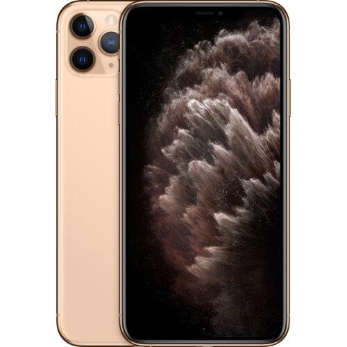 """Smartfon APPLE iPhone 11 Pro Max 64GB 6.5"""" Złoty MWHG2PM/A"""