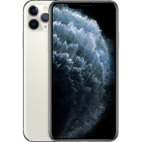 """Smartfon APPLE iPhone 11 Pro Max 64GB 6.5"""" Srebrny MWHF2PM/A"""