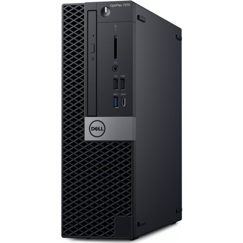 Komputer DELL Optiplex 7070 i5-9500 8GB HDD 1TB Windows 10 Professional