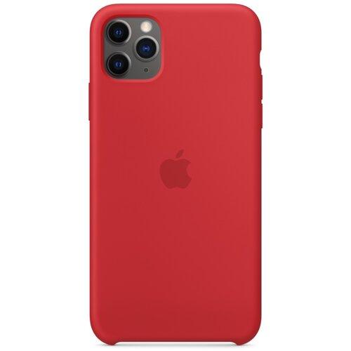 Etui APPLE Silicone Case do iPhone 11 Pro Max Czerwony
