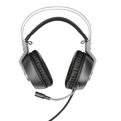 Słuchawki GXT430 Ironn Srebrny