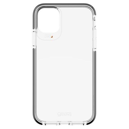 Etui GEAR4 D30 Piccadilly do Apple iPhone 11 Pro Czarny transparentny