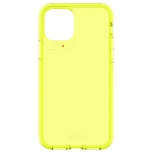 Etui GEAR4 D3O Crystal Palace do Apple iPhone 11 Żółty