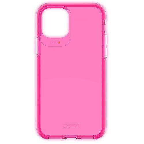 Etui GEAR4 D3O Crystal Palace do Apple iPhone 11 Różowy