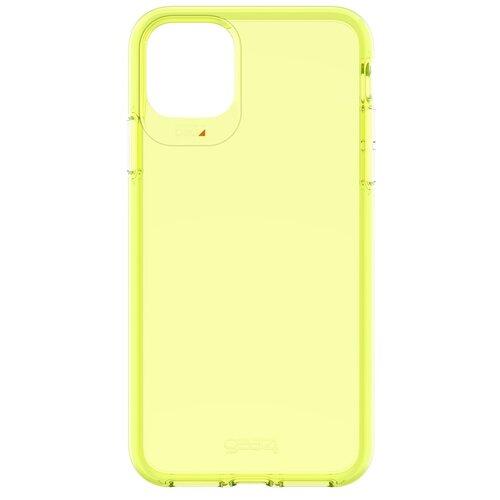 Etui GEAR4 D30 Crystal Palace do Apple iPhone 11 Pro Max Żółty