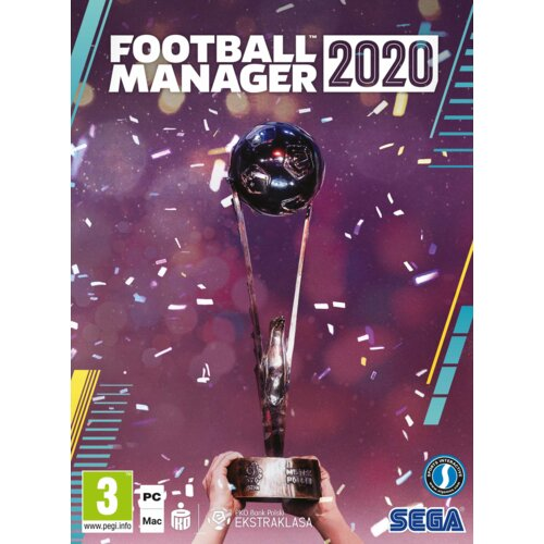 Football Manager 2020 Gra PC