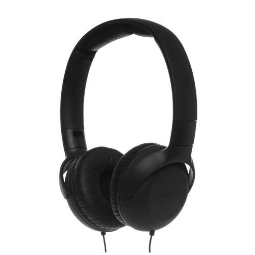 Słuchawki nauszne PHILIPS TAUH201BK/00 Czarny