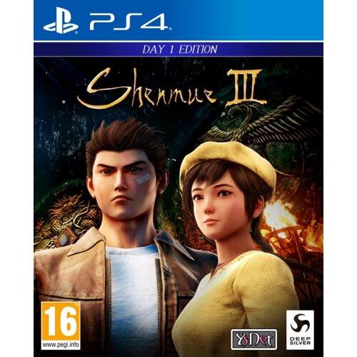 Shenmue 3 Gra PS4 (Kompatybilna z PS5)