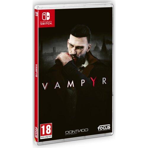 Vampyr Gra NINTENDO SWITCH