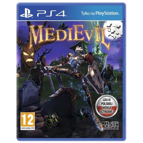 MediEvil Gra PS4 (Kompatybilna z PS5)