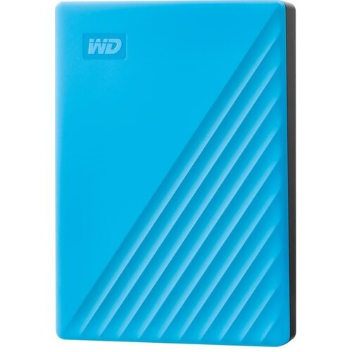 Dysk WD My Passport 4TB HDD Niebieski